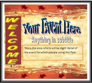 event flyer template excel pdf formats