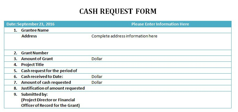 Excel Request Form  Request Form Templates  Formats Examples