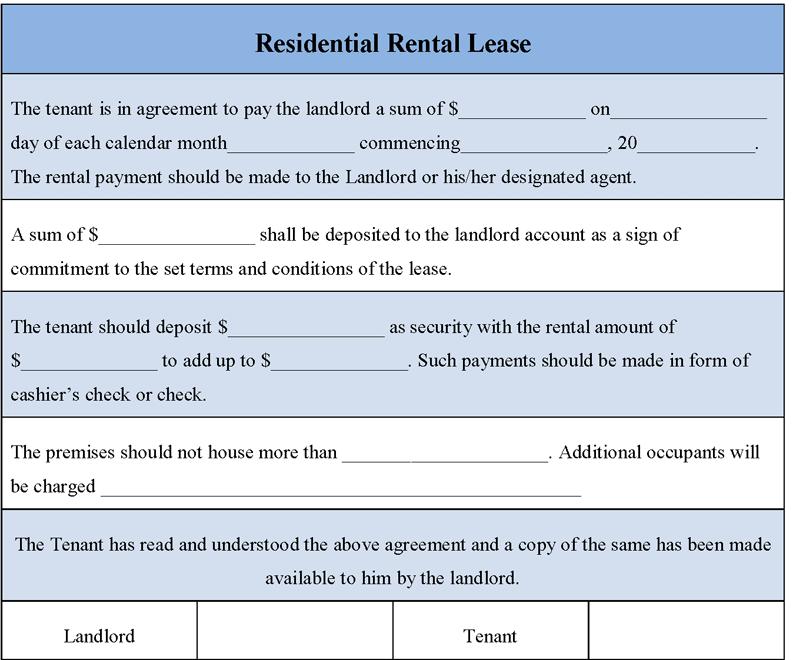 rental agreement 5